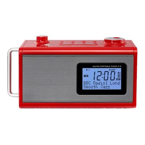 Rádio Sistema de Áudio TEAC R-5 - Vermelho