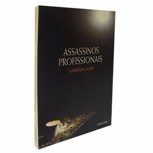 Livro Assassinos Profissionais