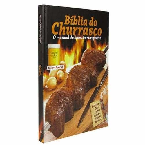 Livro Bíblia Do Churrasco