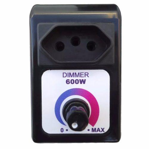 Controlador Eletrônico Dimmer Bivolt Capte - 3 Unidades