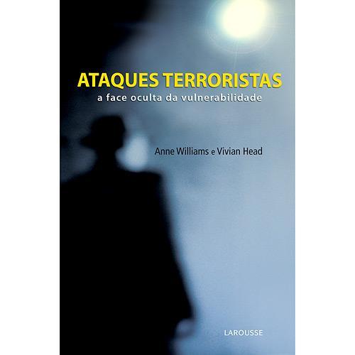 Livro - Ataques Terroristas: a Face Oculta da Vunerabilidade