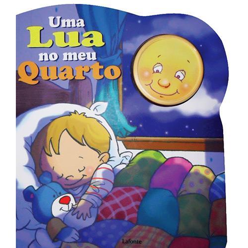 Livro - Uma Lua no Meu Quarto