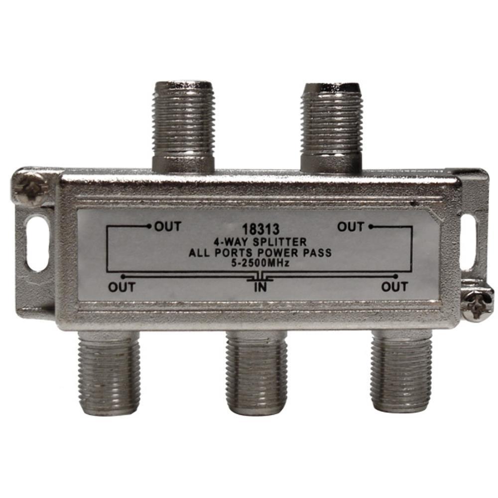 Divisor De Sinal 4x1 5-900mhz Splitter