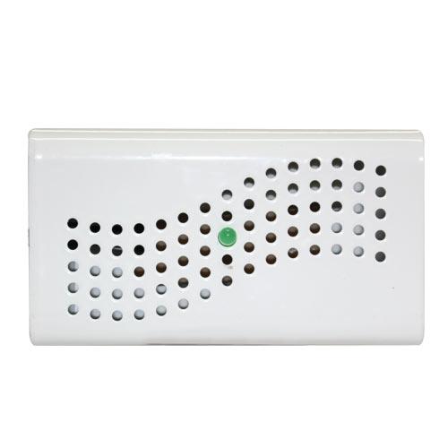 Anti Mofo Eletrônico R14 110V 1 unid. Branco Repel Mofo, Anti-Ácaro e Fungos, Desumidificador Capte