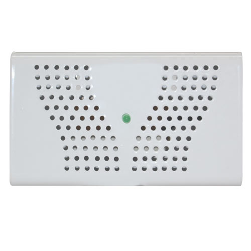 Anti Mofo Eletrônico Branco 110V Repel Mofo - Combate microorganismos, mofo, bolor