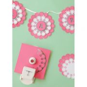 Furador de Borda Contínua - Circle Border Punch Started Set – Eyelet Doily