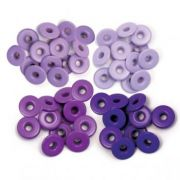Eyelets Wide Purple - 40 Ilhoses Purple 41591-6