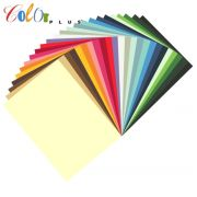 Papel Color Plus A4 180g 20 folhas