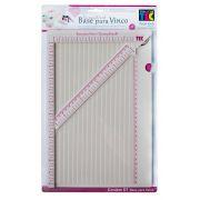 Base para Vinco (Scoring Board) 30,5cm x 20cm