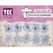Flores Artesanais Clássicas Coleção Feito à Mão Pureza