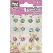 Flores Artesanais Micro Coleção Vintage Feito à Mão