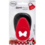 Furador Gigante Premium Disney Laço Minnie Mouse