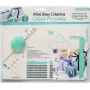 Mini Base Criativa Caixa Presente