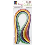Papel para Quilling Colorido