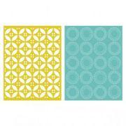 Placa de Textura - LC Embossing Folder Dainty