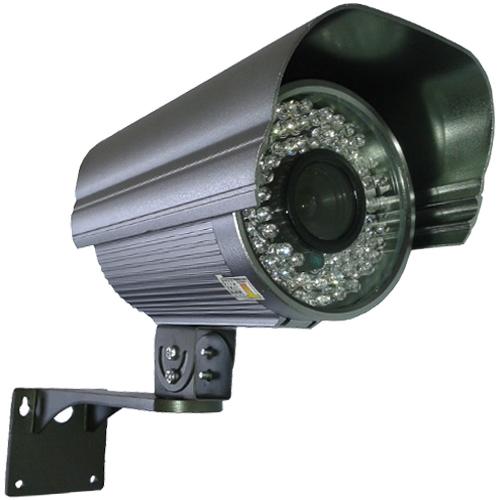 Câmera de Vigilância com Infravermelho 60 metros ccd Sony 720 linhas 1/3 lente 8mm- Alta definição  - Tudoseg Cftv - Sistemas de Segurança Eletrônica