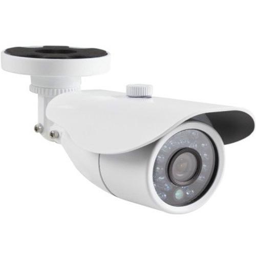 Câmera de Vigilância infravermelho Ircut 30/40 metros ccd digital 600 linhas lente 3.6mm- Branca  - Tudoseg Cftv - Sistemas de Segurança Eletrônica