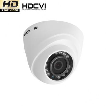 Câmera Dome Intelbras Infravermelho 20 Metros HDCVI VHD 1120D 3.6mm  - Tudoseg Cftv - Sistemas de Segurança Eletrônica