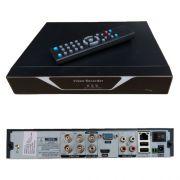 Dvr Stand Alone AHD-M 4 Canais Saída HDMI Acesso Internet Nuvem - Alta Definição