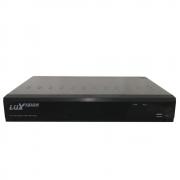 Dvr Stand Alone 16 canais 480 Fps Acesso Internet saída HDMI- Luxvision ECD ALL HD