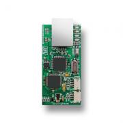 Módulo Ethernet JFL Para Comunicações Via Internet - Aplicativo no Celular