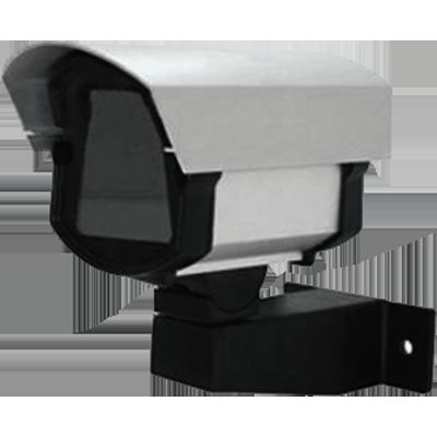 Caixa de Proteção em Alumínio Pequena para Micro Câmeras  - Tudoseg Cftv - Sistemas de Segurança Eletrônica