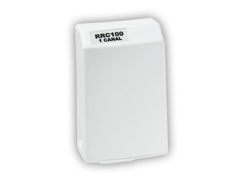 Receptor RRC 100 HC 433MHZ ( 1 Canal)  - Tudoseg Cftv - Sistemas de Segurança Eletrônica