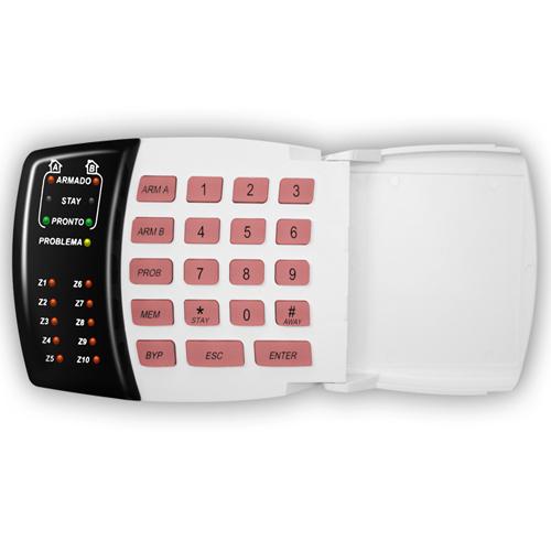 Teclado de senha JFL - Controle de acesso Access 1000  - Tudoseg Cftv - Sistemas de Segurança Eletrônica