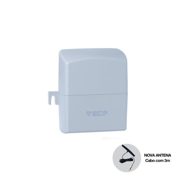 Discadora telefonica GSM ECP Conect Cell- Para chip de celular  - Tudoseg Cftv - Sistemas de Segurança Eletrônica