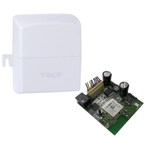 Discadora telefonica GSM ECP Conect Cell- Para chip de celular de Qualquer Operadora.  - Tudoseg Cftv - Sistemas de Segurança Eletrônica