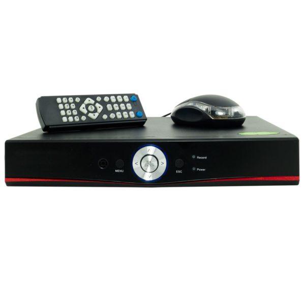 Dvr Stand Alone AHD-M 4 Canais Saída HDMI Acesso Internet Nuvem - Alta Definição  - Tudoseg Cftv - Sistemas de Segurança Eletrônica