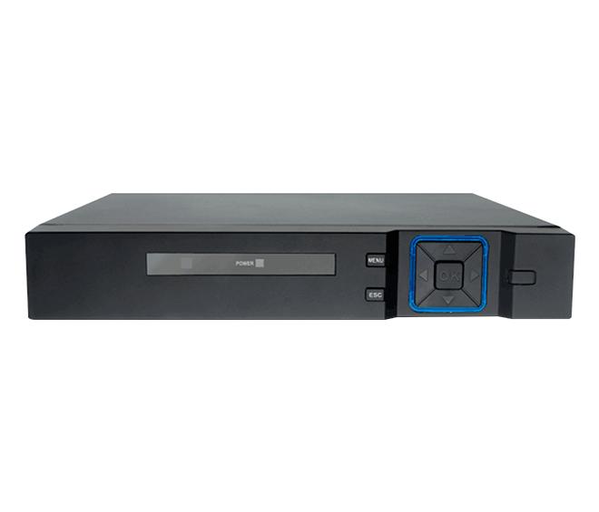 Dvr Stand Alone 4 Canais Multi HD 5 em 1 com Acesso à Internet - Alta Definição  - Tudoseg Cftv - Sistemas de Segurança Eletrônica