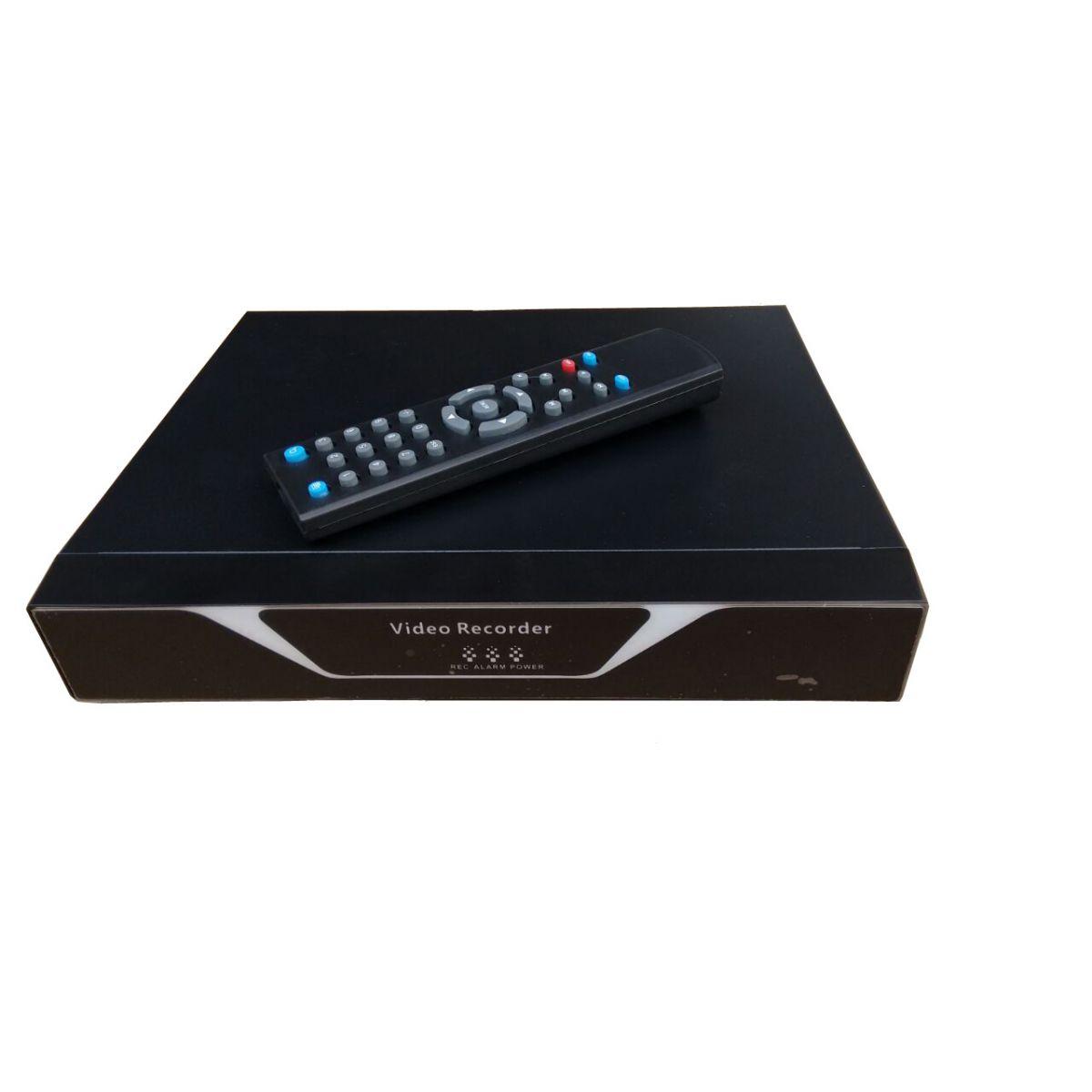Dvr stand alone para 8 câmeras AHD-M 240 fps com acesso via Internet e saída HDMI– Tecnologia Nuvem  - Tudoseg Cftv - Sistemas de Segurança Eletrônica