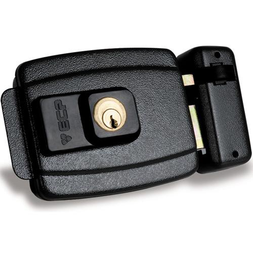 Fechadura elétrica ECP 12V - Para Interfones e Vídeo porteiros  - Tudoseg Cftv - Sistemas de Segurança Eletrônica