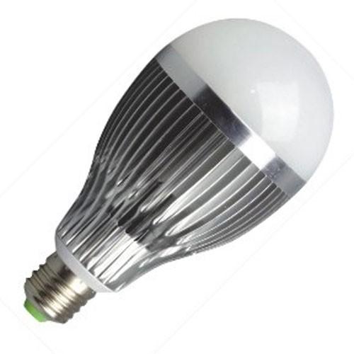 Lâmpada Led 9W Bulbo Bivolt E27 Branco 90% Mais Econômia  - Tudoseg Cftv - Sistemas de Segurança Eletrônica