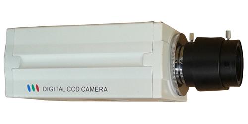 Câmera de Monitoramento Profissional Ccd Sony 680 linhas com áudio + Lente 3.5/8mm + Fonte  - Tudoseg Cftv - Sistemas de Segurança Eletrônica