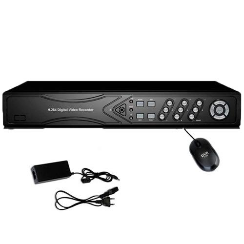 Dvr Stand Alone para 16 Câmeras 480fps saída HDMI Acesso Remoto Nuvem  - Tudoseg Cftv - Sistemas de Segurança Eletrônica