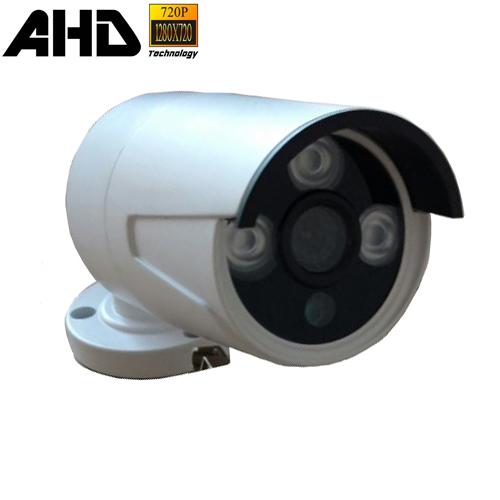 Câmera de Segurança 1.3 Megapixel AHD-M 3 Leds Infravermelho Array Bullet - Linha AHD-M  - Tudoseg Cftv - Sistemas de Segurança Eletrônica