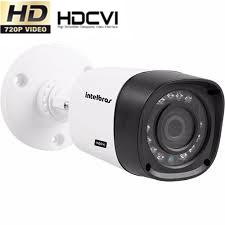 Câmera de Segurança Infravermelho 10 Metros VHD 1010B HDCVI Intelbras   - Tudoseg Cftv - Sistemas de Segurança Eletrônica