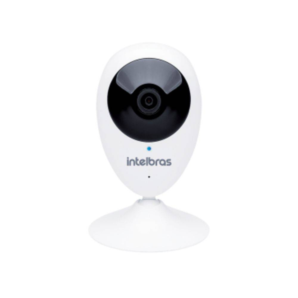 Câmera de Monitoramento IC3 Intelbras IP Wifi Com resolução de imagem AHD 720p.  - Tudoseg Cftv - Sistemas de Segurança Eletrônica