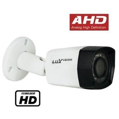 Câmera de Segurança AHD 1 Mega Pixel Infravermelho 25 metros - Luxvision Alta Definição  - Tudoseg Cftv - Sistemas de Segurança Eletrônica