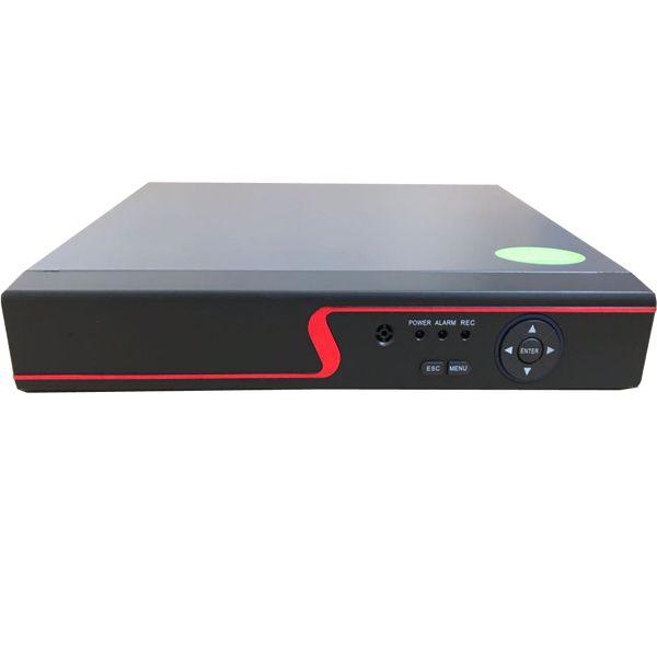 Dvr Stand Alone 16 Canais Multi HD (Analógico, AHD, HDCVI, HDTVI, IP) - Acesso Via Celular  - Tudoseg Cftv - Sistemas de Segurança Eletrônica