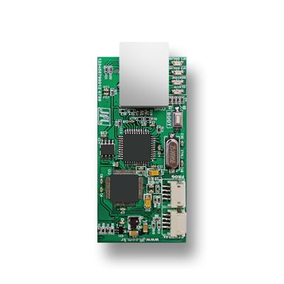 Módulo Ethernet JFL Para Comunicações Via Internet - Aplicativo no Celular  - Tudoseg Cftv - Sistemas de Segurança Eletrônica