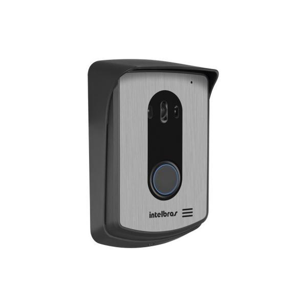 Módulo Externo de Video Porteiro Intelbras IV 7000ME Com Câmera Oculta  - Tudoseg Cftv - Sistemas de Segurança Eletrônica