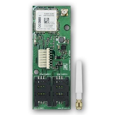 Módulo Gprs Jfl Mgp-04 Para Centrais Monitoráveis Active  - Tudoseg Cftv - Sistemas de Segurança Eletrônica