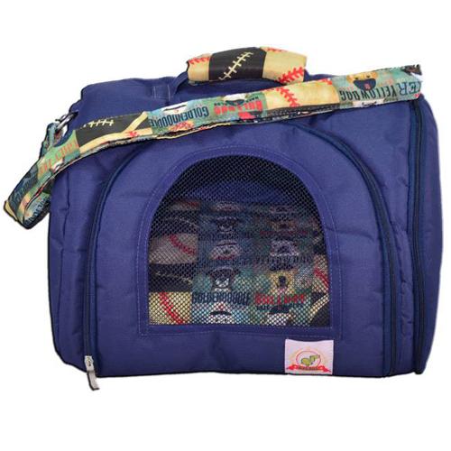Bolsa de Transporte para Cabine do Avião BagDog - Azul