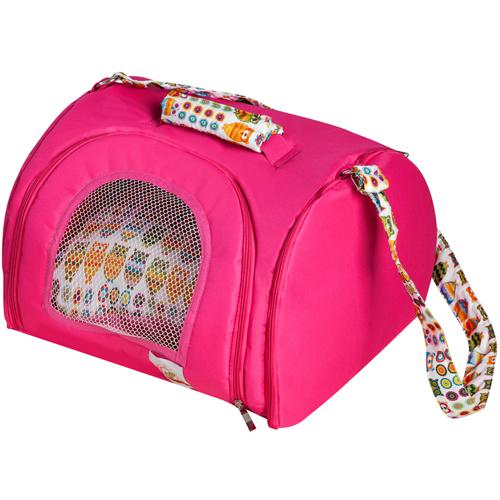 Bolsa de Transporte BagDog M - Rosa