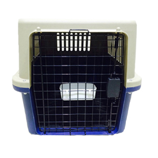 Caixa de Transporte Pet Padrão IATA para Viagem Internacional de Avião Eleva Mundi Tamanho 4 - N4