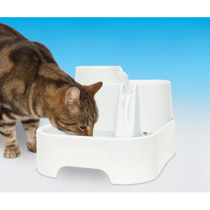 Fonte Pure Pet 4 Litros para Gato Eleva Mundi