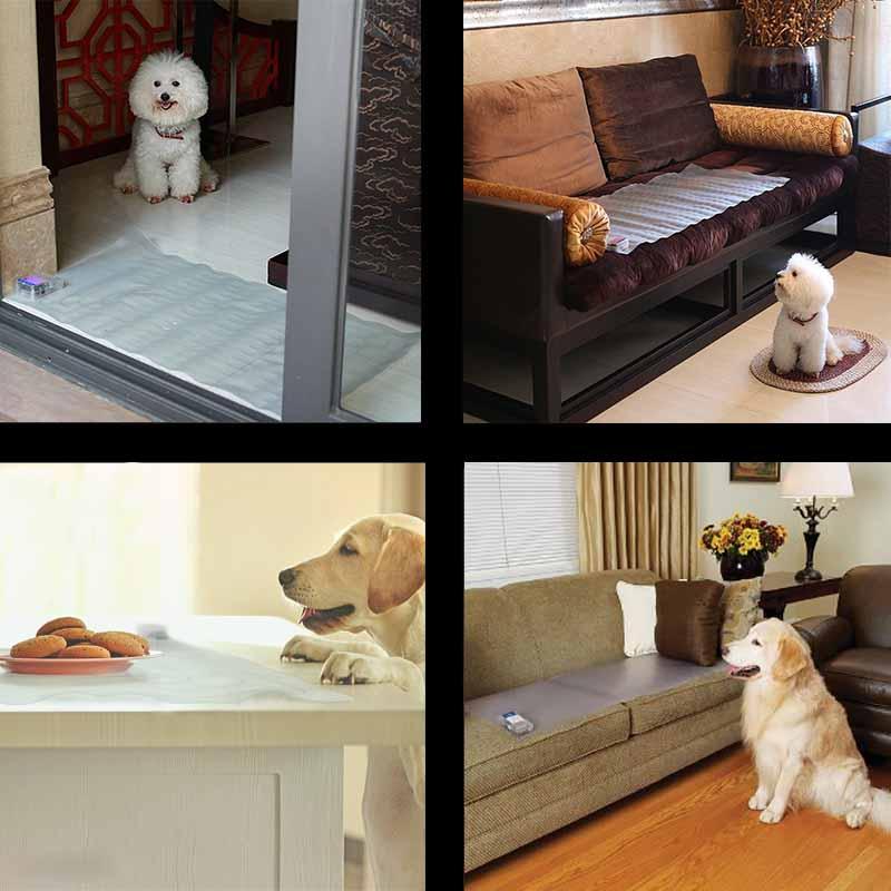 Tapete Eletrônico Limitador de área para Pet Eleva Mundi - Tamanho M